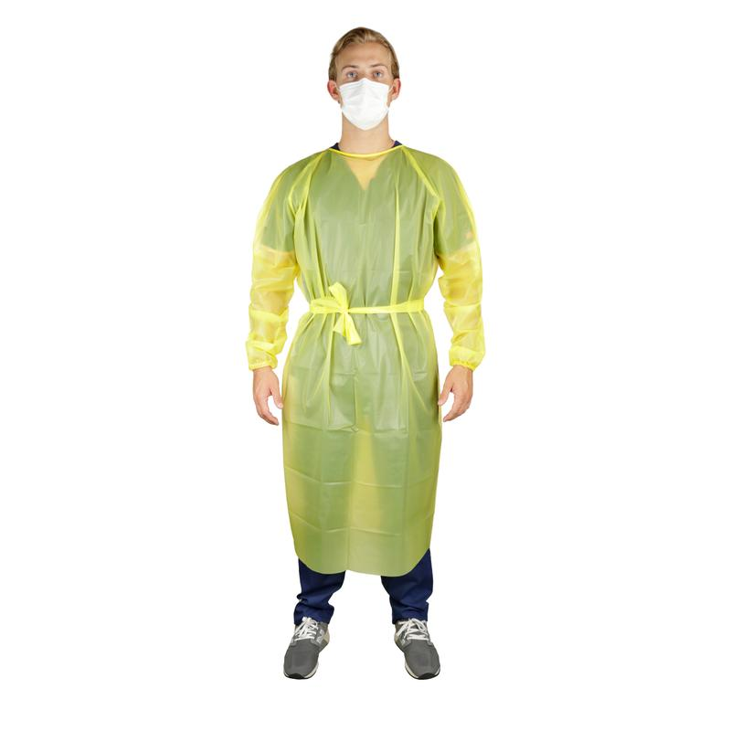 Disposable Isolation Gown - Level 2