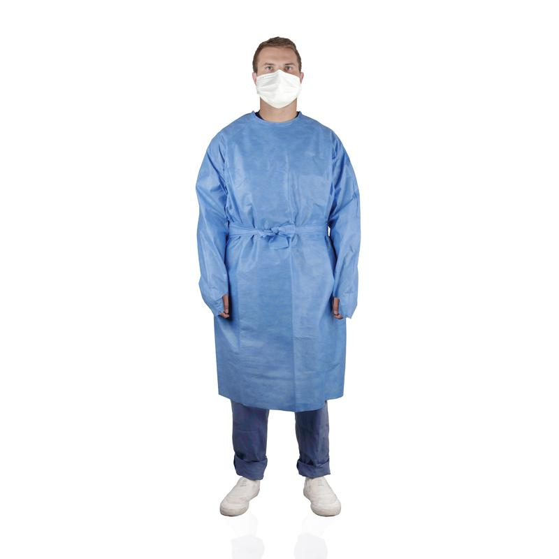 Disposable Isolation Gown - Level 2 - SMS