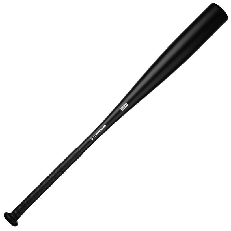 StringKing Metal Pro BBCOR Baseball Bat Full View