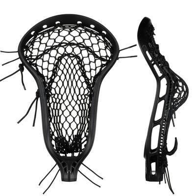StringKing Women's Mark 2 Defense Lacrosse Head Face Pocket Black