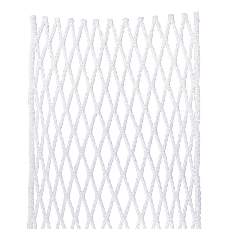 StringKing Grizzly 1 Goalie Lacrosse Mesh - White
