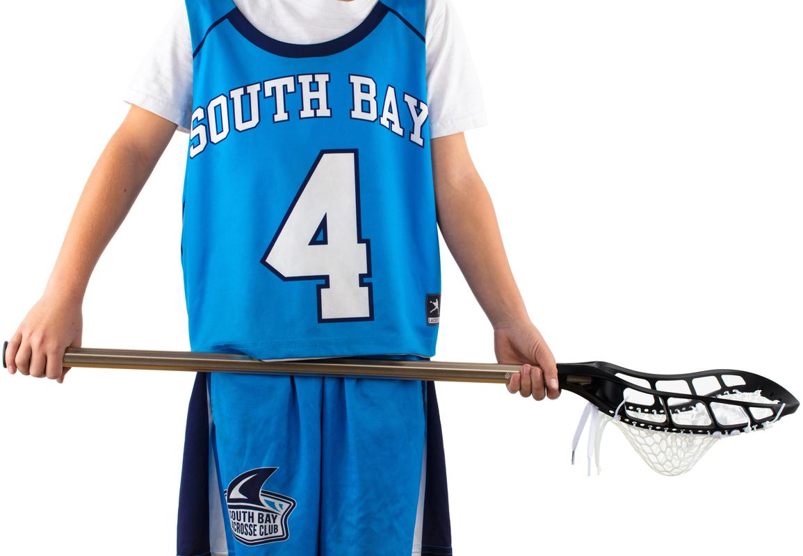 StringKing Complete Jr. Youth Lacrosse Stick Youth Play
