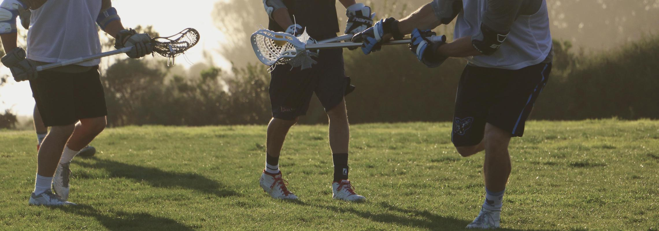 StringKing Complete Lacrosse Stick Pro Lacrosse Game