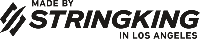 Apparel Made by StringKing in Los Angeles logo