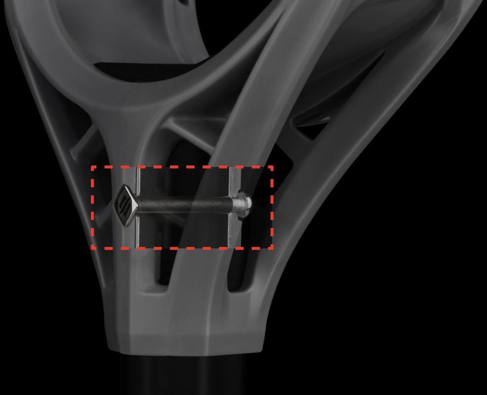 StringKing Mark 2 Lacrosse Head Locking Bolt
