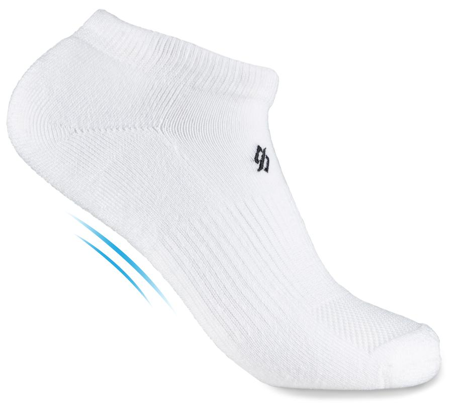 StringKing Apparel Athletic Low Cut Socks Arch Support
