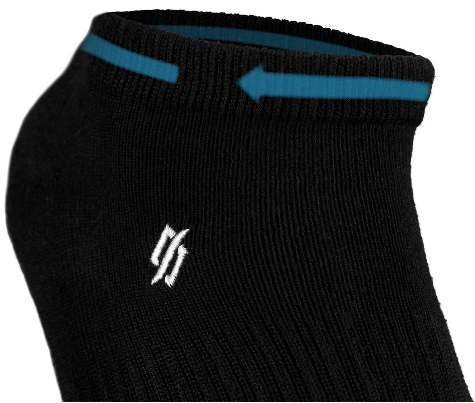 StringKing Apparel Athletic Low Cut Socks No Slip