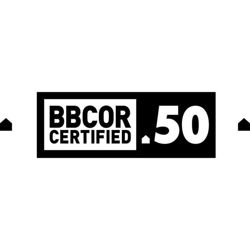 BBCOR Certified High School College Aluminum Baseball Bat