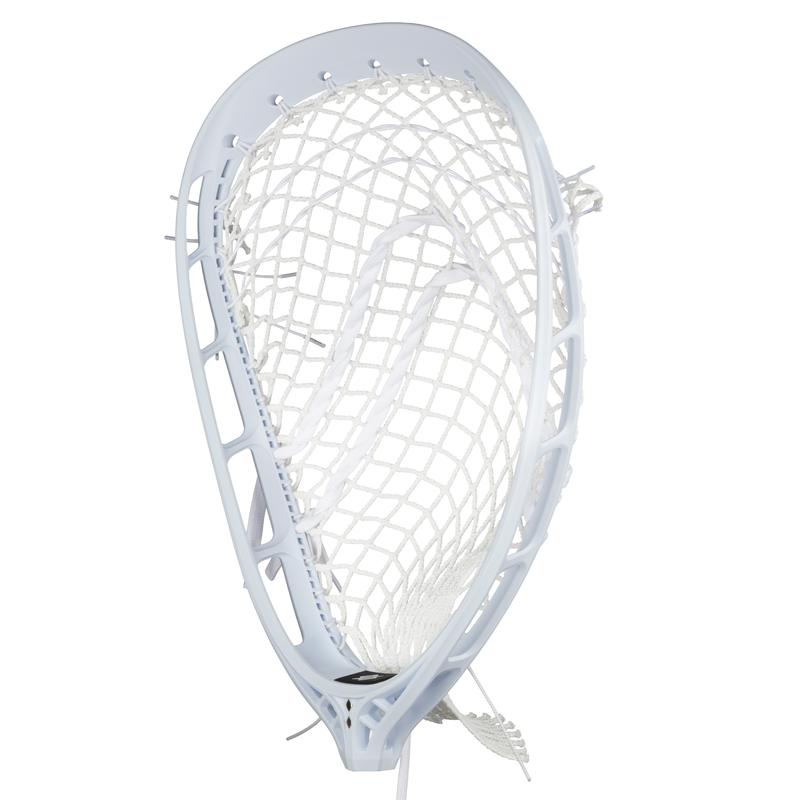 StringKing Mens Goalie Lacrosse Heads For Sale White Mark 2G Goalie Head
