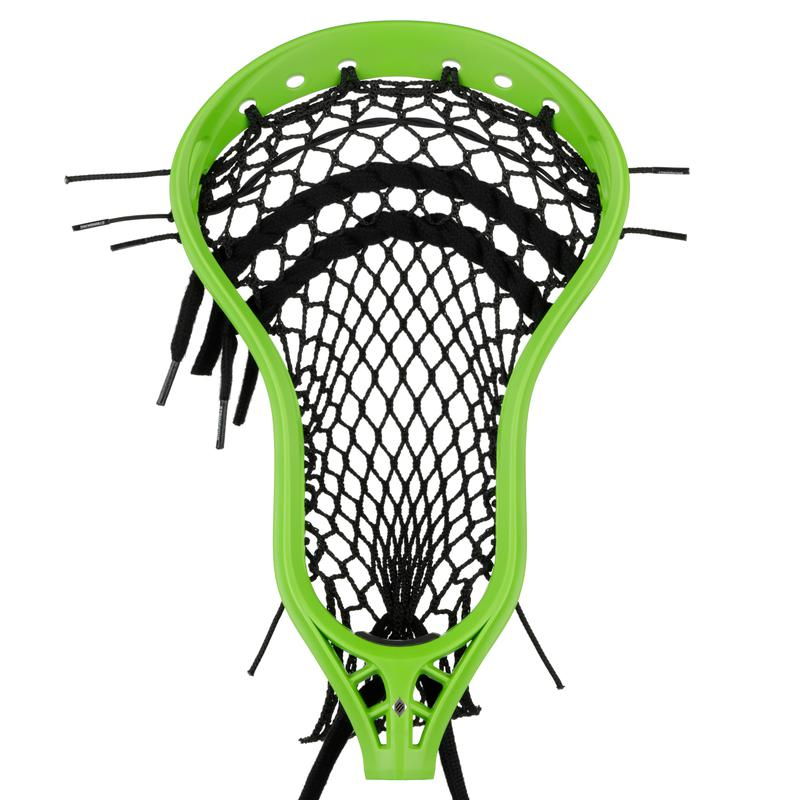 StringKing Mens Versatile Lacrosse Heads For Sale White Mark 2V Headstrong