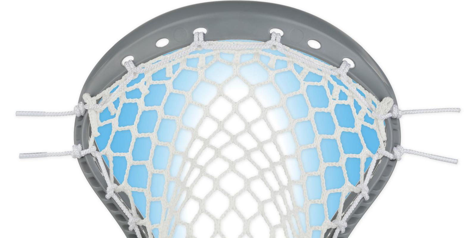 StringKing Type 4 Performance Lacrosse Mesh Pocket Channel Highlight