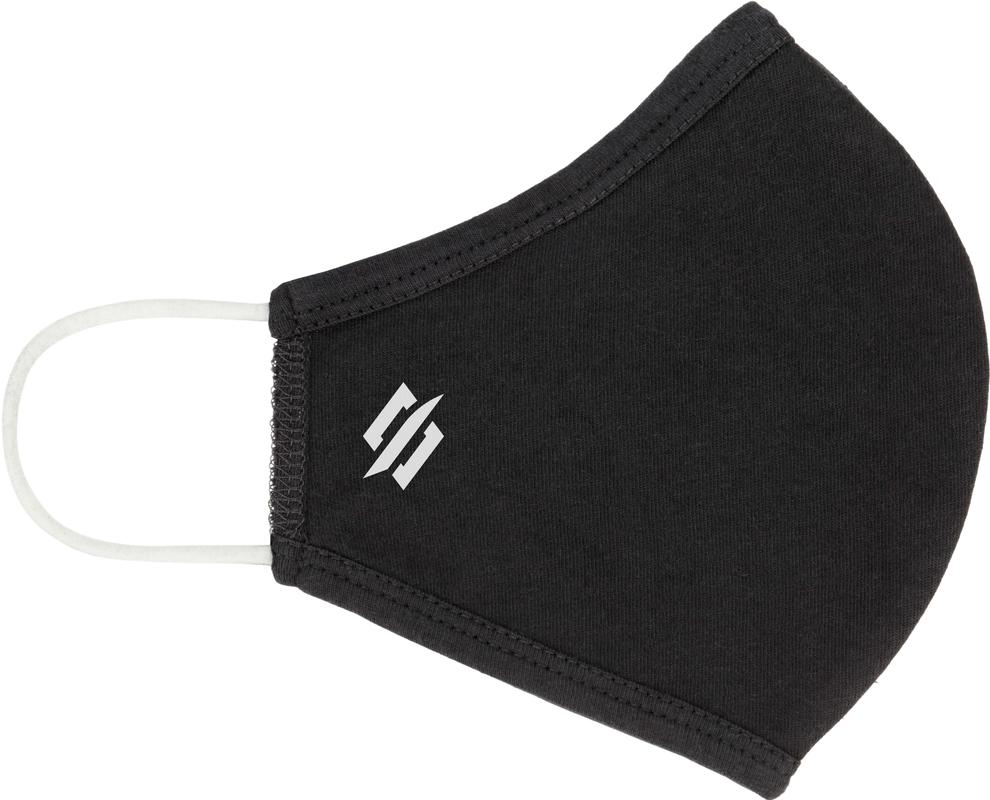 Washable USA Made Cloth Face Mask Stitched Screen Printed Logo Bulk Ordering