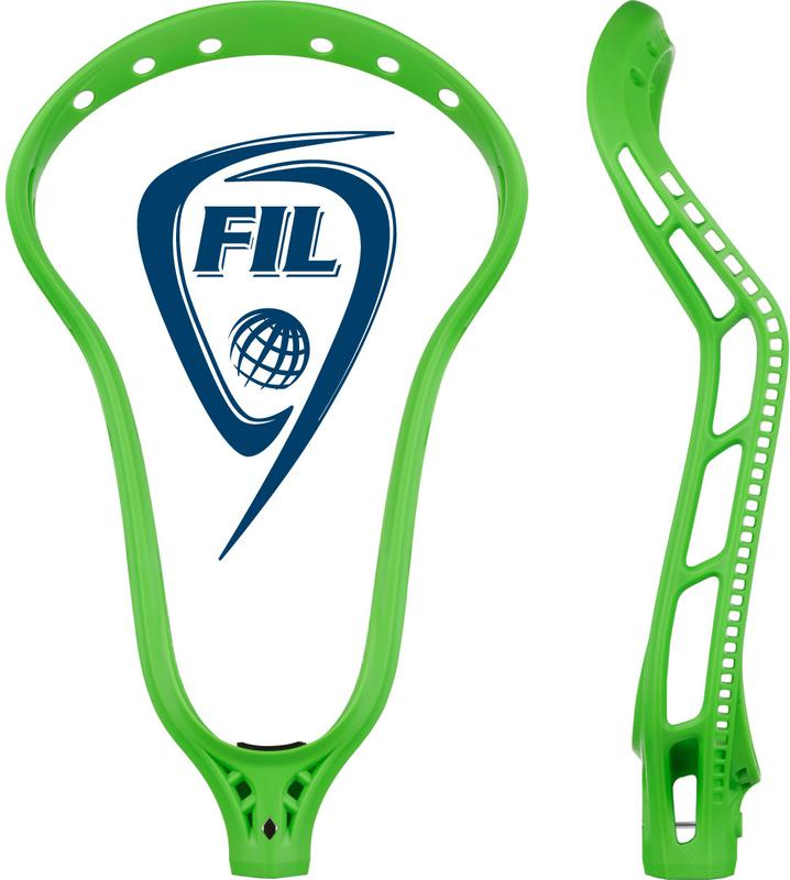 StringKing Womens Mark 2 Midfield HEADstrong Lacrosse Head Unstrung FIL Compliant International Legal