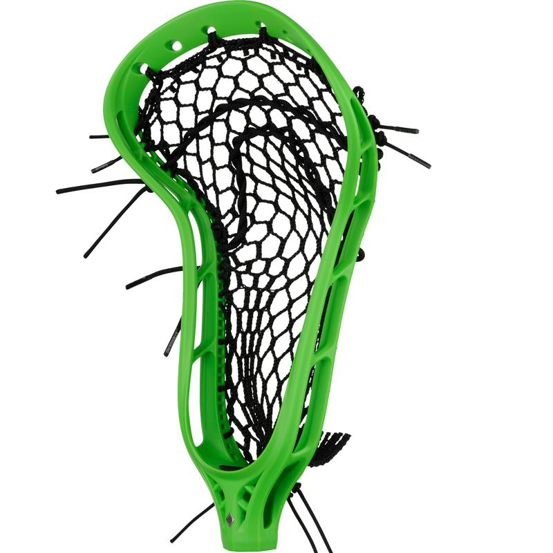 StringKing Women's Mark 2 Midfield Headstrong Strung Gallery Image Angle View