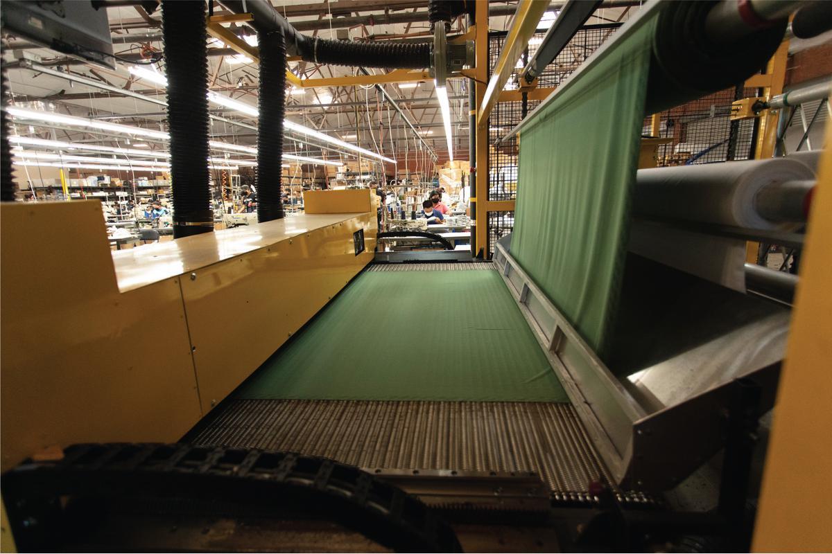 Custom Fit Apparel - Made in America - Development