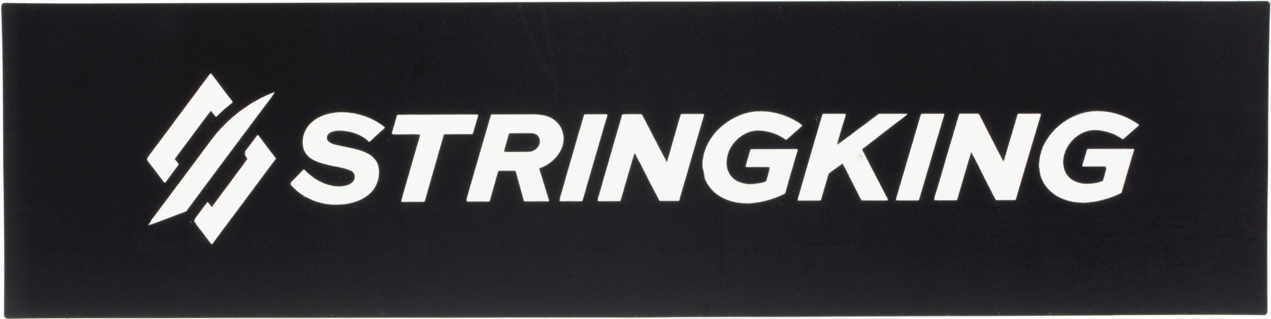 Large StringKing Lacrosse Stickers